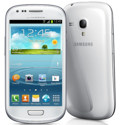12fc006e7e4 Móvil libre Samsung Galaxy S III Mini sólo 229 euros. | PRECIOS BAJO ...